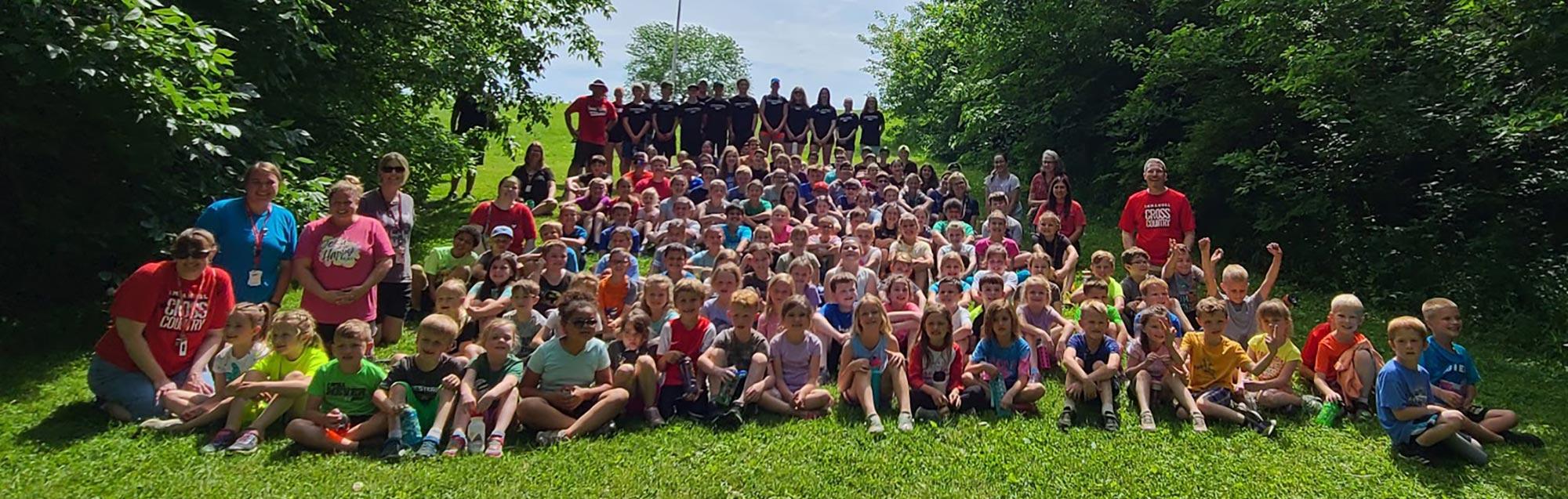 Immanuel School Field Day